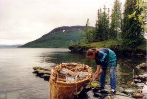 Rigging av båt